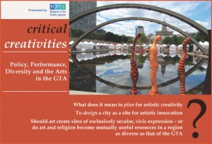 Critical creativities